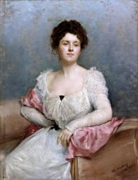 No 175 aniversario do nacemento do pintor Raimundo de Madrazo e Garreta.